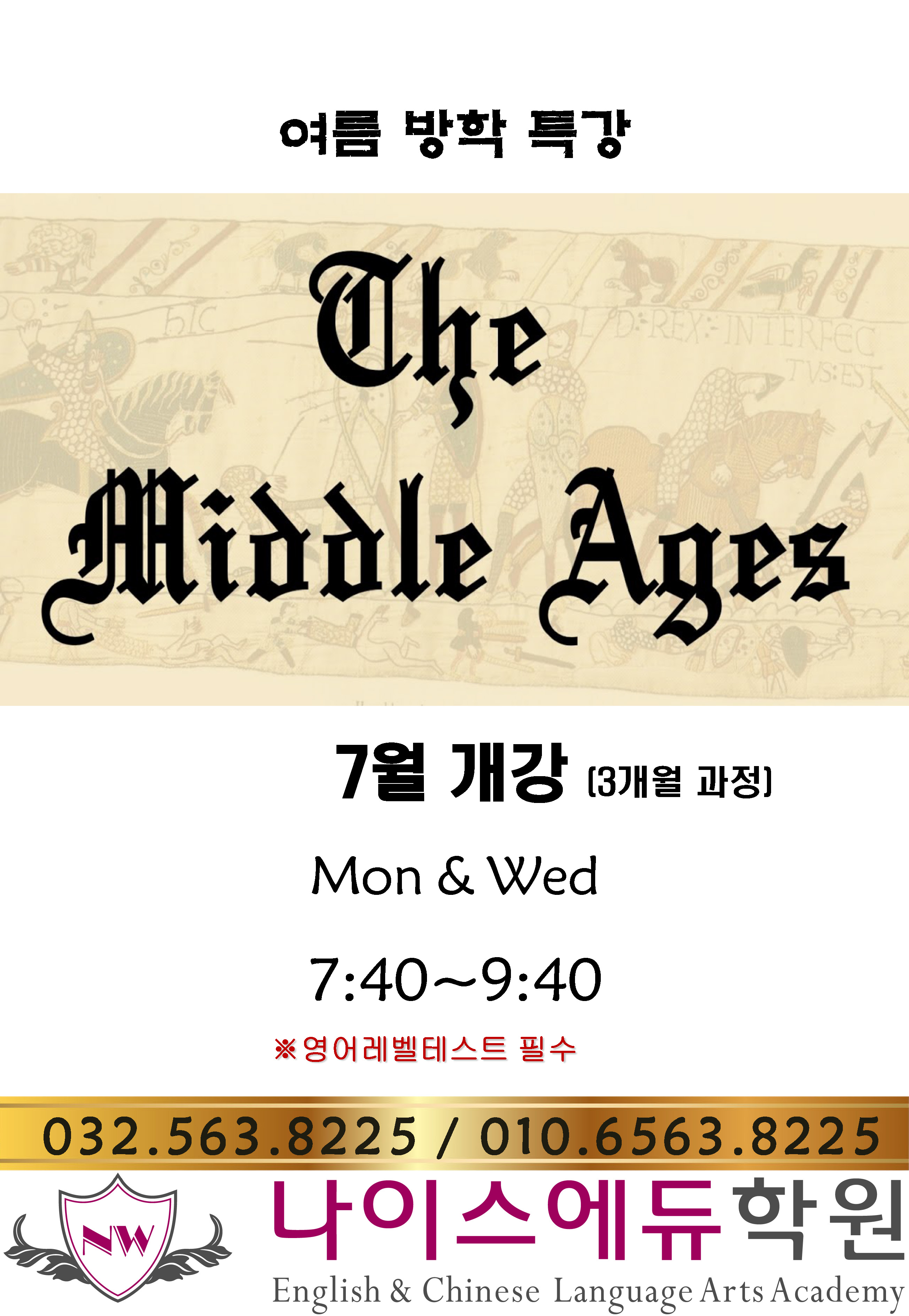 The Middle Ages - History Class